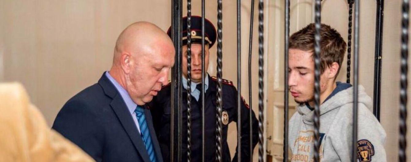 Ни передач, ни писем: отец незаконно удерживаемого в РФ Гриба рассказал о полной изоляции сына