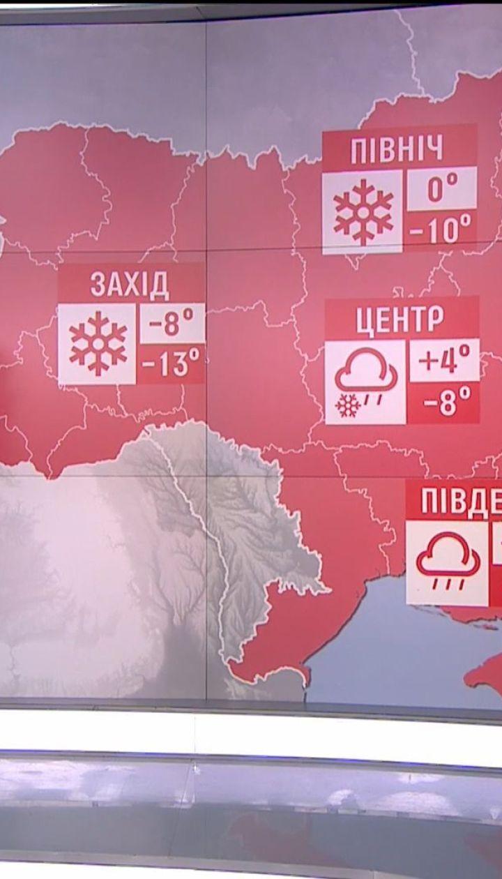 Украинцев предупредили о приближении нового циклона