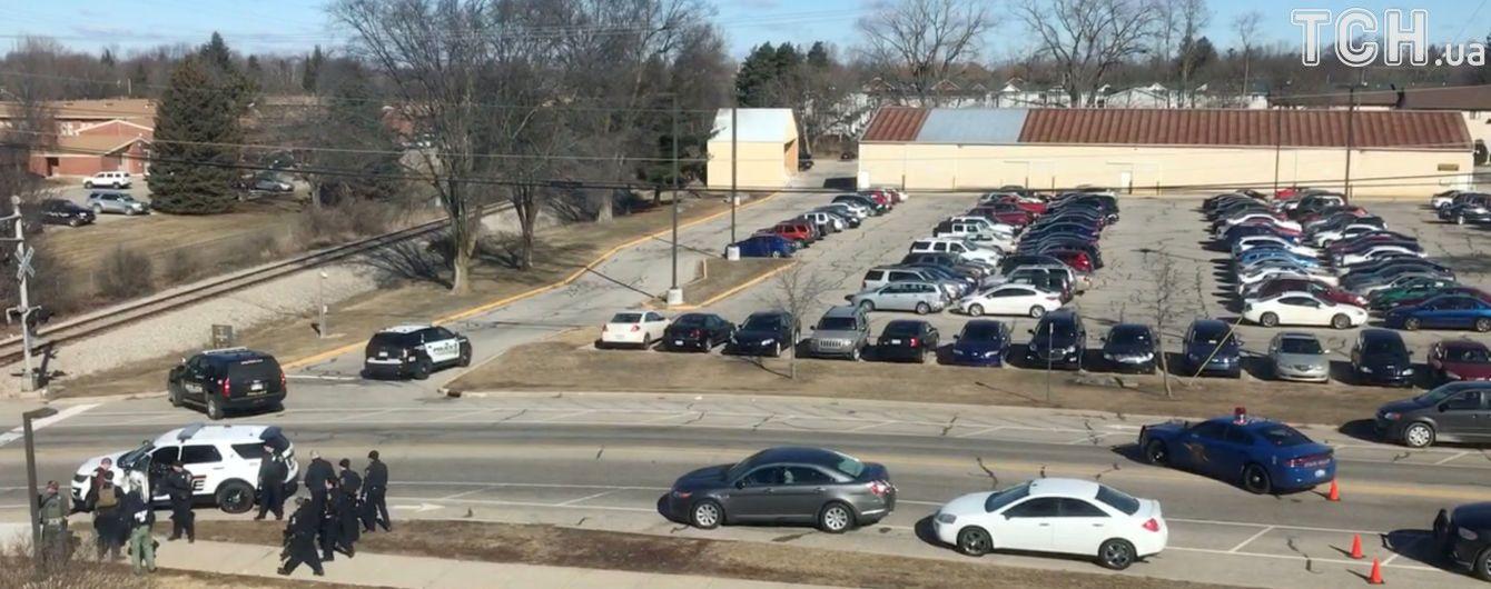 В США в кампусе университета 19-летний парень расстрелял двух человек