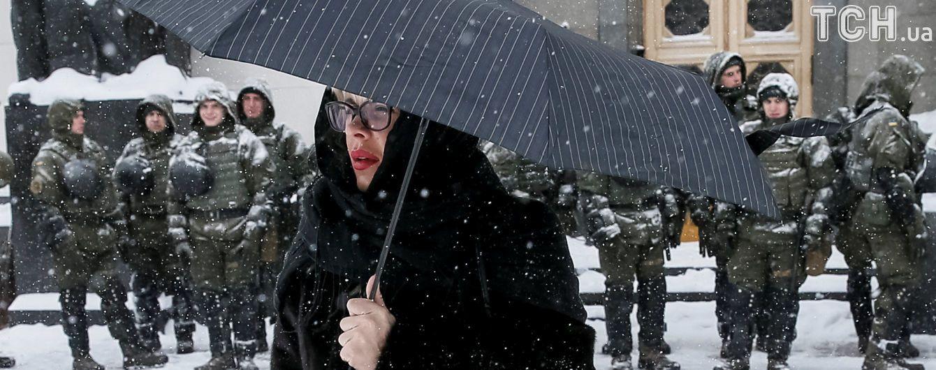 Снігопади припиняються: погода на 4 березня