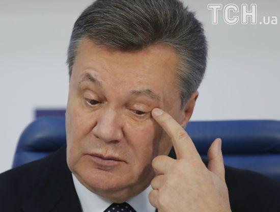 """Євросоюз подовжив санкції проти Януковича та його """"сім'ї"""""""
