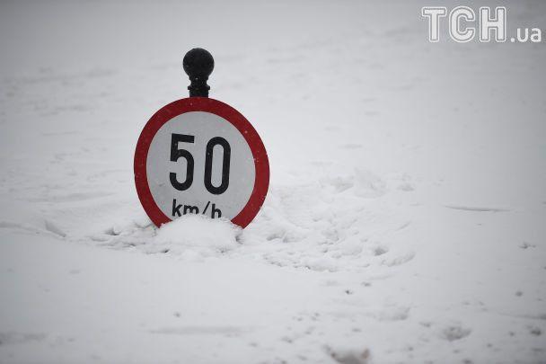 У Європі кількість загиблих від негоди зросла до більше ніж 60 осіб