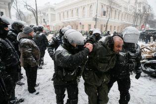 Двом затриманим під Радою оголосили підозру у спробі захоплення Жовтневого палацу