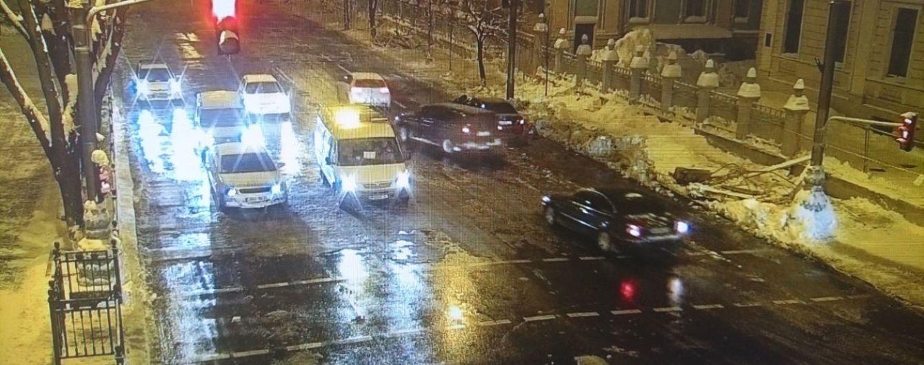 Движение по улице Грушевского полностью разблокировано – полиция