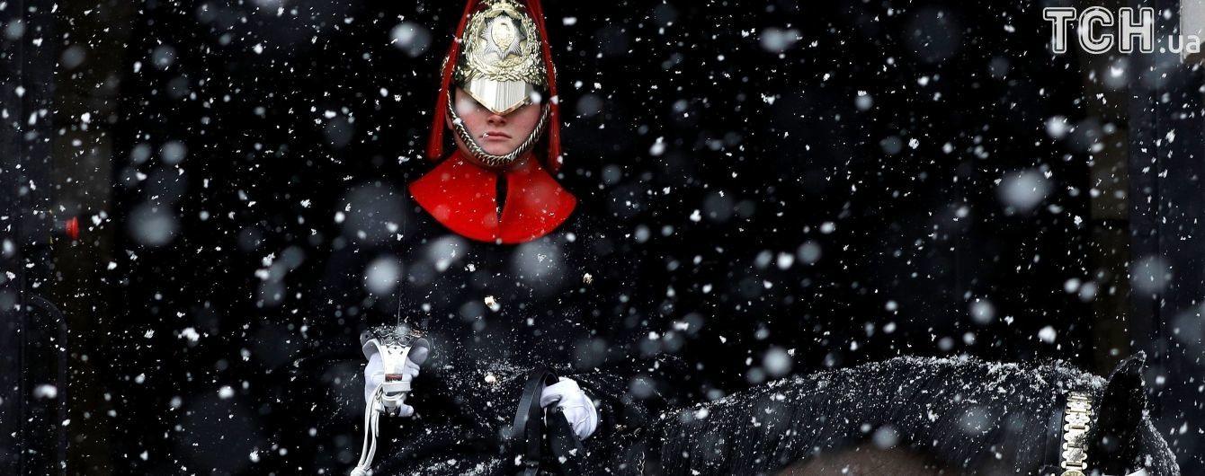 Зверь с Востока: ледяная погода обошлась британской экономике в £ 1 млрд в сутки