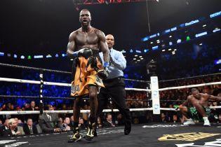 Вайлдер у напруженому бою здолав Ортіса і захистив титул WBC
