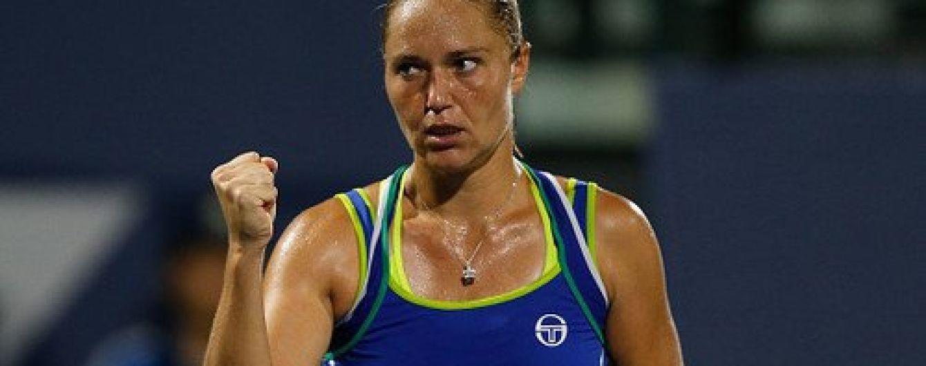 Украинская теннисистка Бондаренко пробилась в финал престижного турнира в США