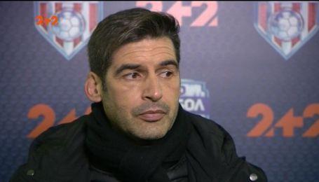 Фонсека прокомментировал нестабильную ситуацию с центральными защитниками в Шахтере