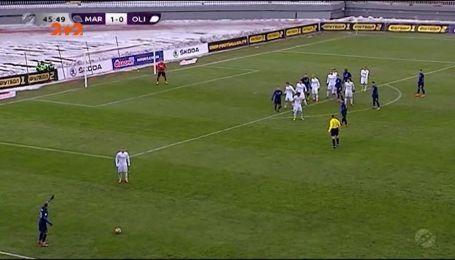 Мариуполь - Олимпик - 1:0. Видео матча