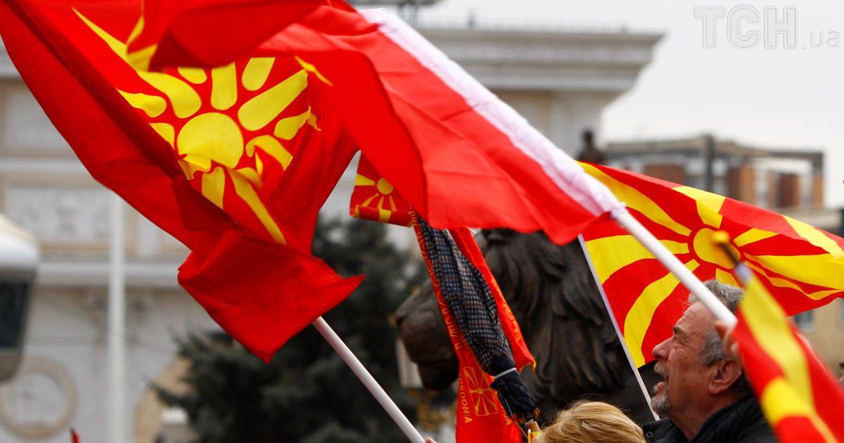 Президент Македонії відмовився підписувати документ про перейменування країни