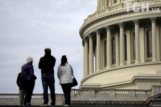 Конгрес США вирішив подовжити політику військового стримування Росії