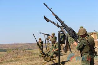 Обострение возле Золотого: боевики пытались продвинуться в сторону позиций украинских военных