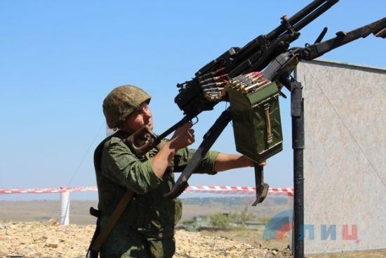 Росія таємно стягує військову техніку до лінії розмежування - ООС