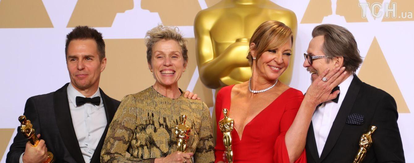 """""""Оскар-2018"""": список переможців головної кінопремії року"""