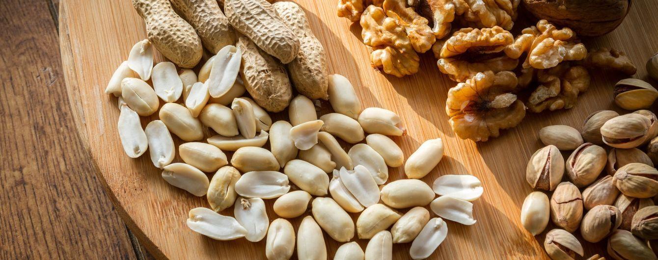 Миндаль и фундук: орехи могут уменьшить риски возникновения рака