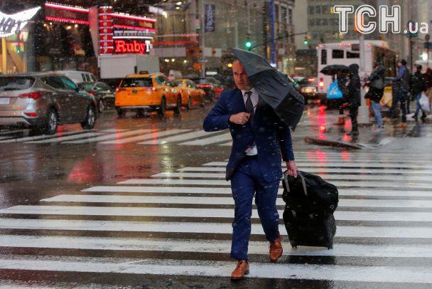 Наводнения и сильный ветер. Непогода в США унесла девять жизней