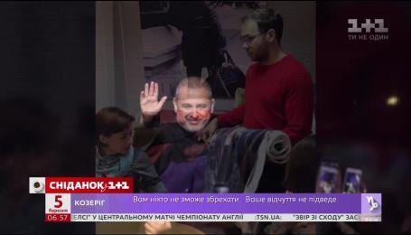 Украинский дизайнер Андре Тан превратился в Мадам