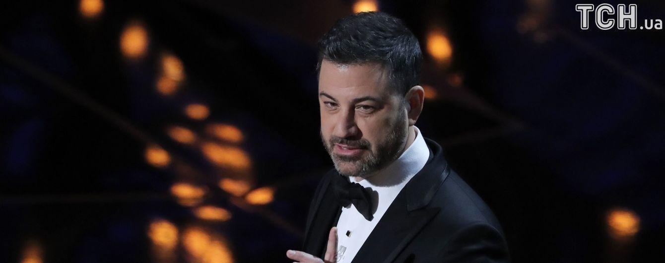 """Ведущий """"Оскара-2018"""" во время церемонии пошутил над Путиным"""