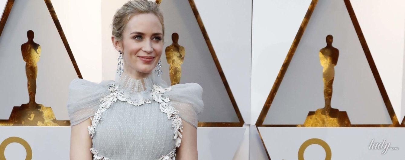 """""""Оскар-2018"""": самые красивые звездные образы с красной дорожки юбилейной церемонии"""