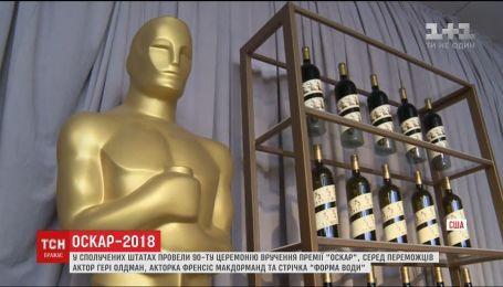 """В США раздали статуэтки главной кинопремии """"Оскар"""""""