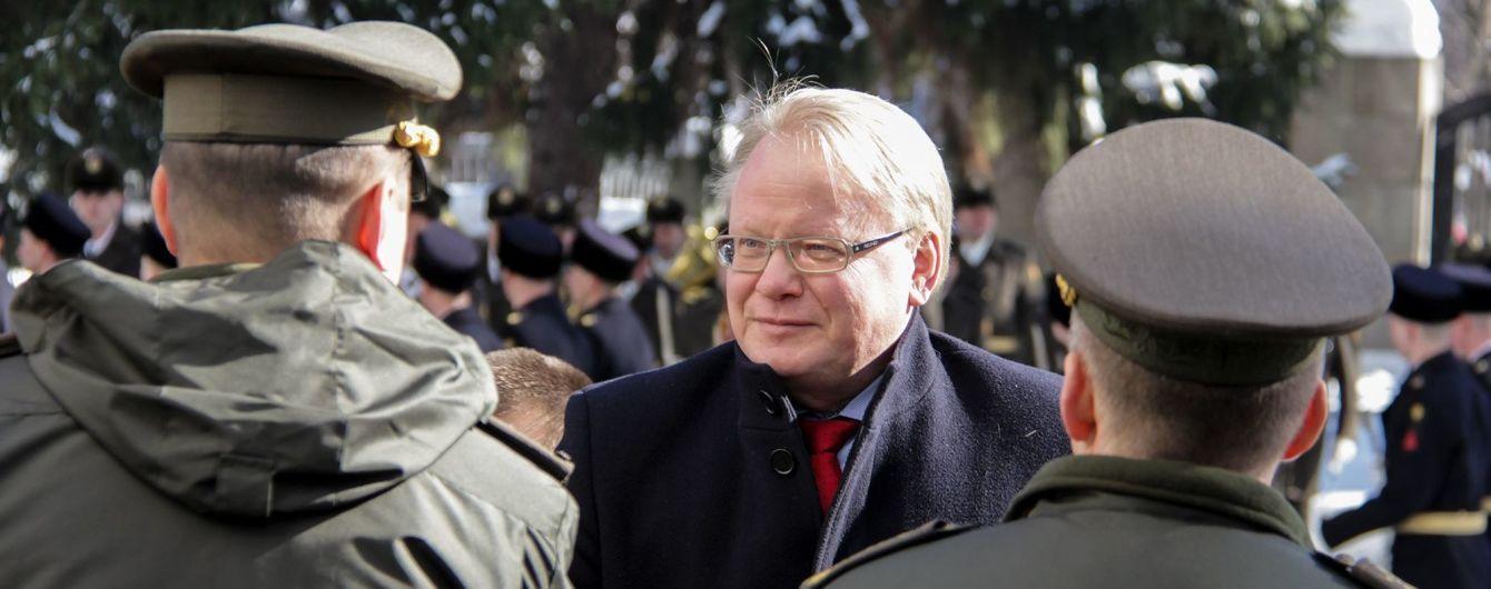 Швеция готова отправить миротворцев в Украину