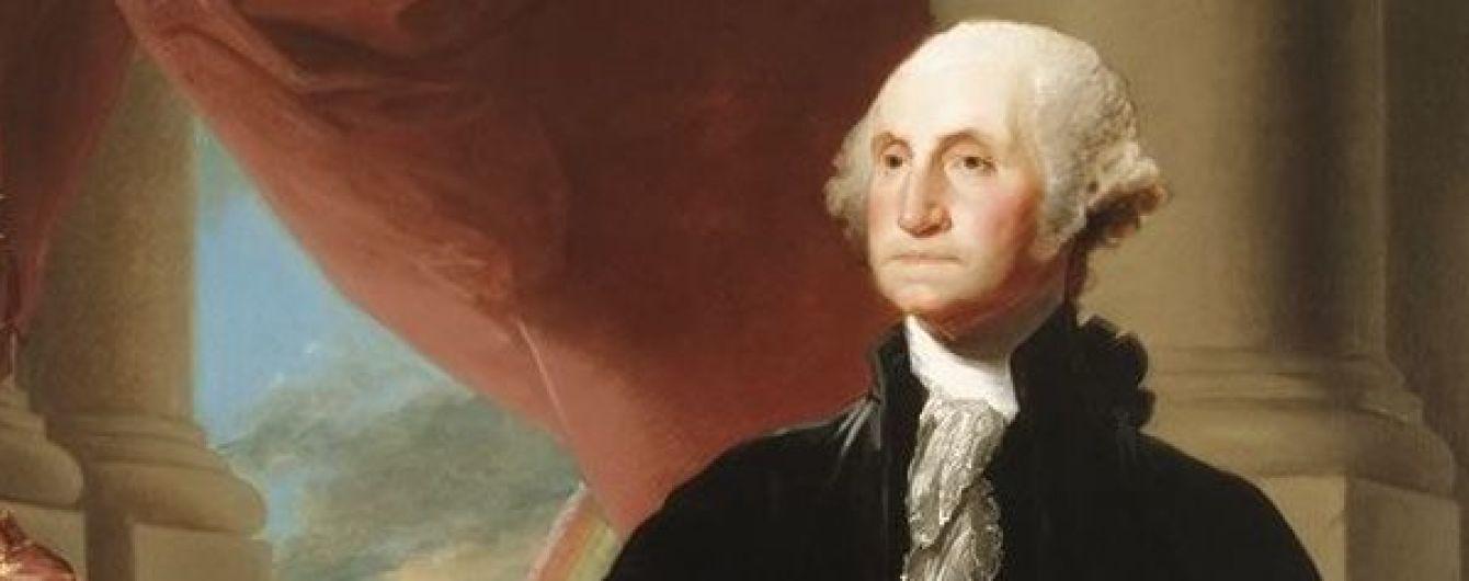 Учені виявили, що протези Джорджа Вашингтона зроблені із зубів рабів