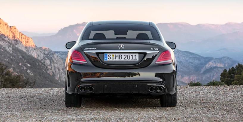Mercedes-AMG C43 Sedan 2019_1