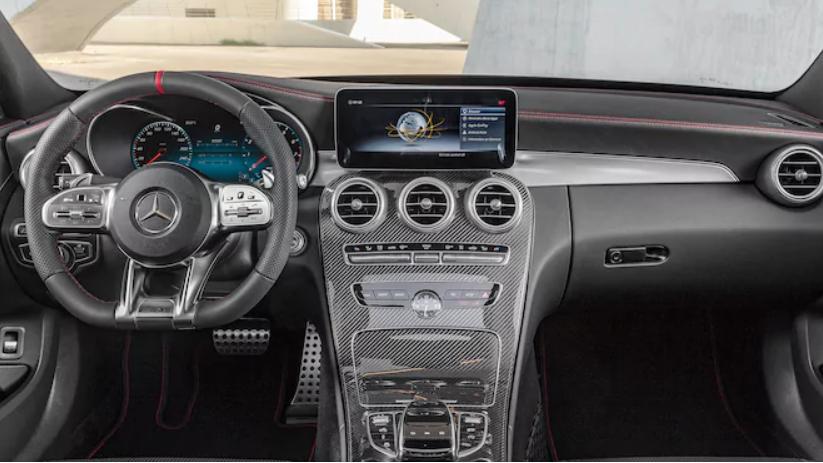 Mercedes-AMG C43 Sedan 2019_2