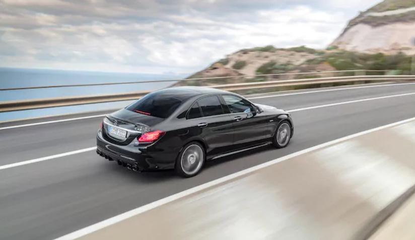 Mercedes-AMG C43 Sedan 2019_3