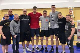"""Трое украинцев помогают """"Русскому Витязю"""" Поветкину готовиться к бою с Прайсом"""