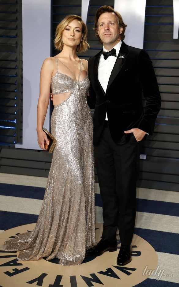 Звездные пары на вечеринке Vanity Fair_5
