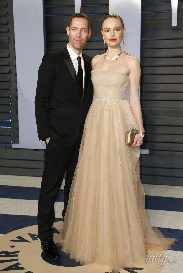 Звездные пары на вечеринке Vanity Fair_7