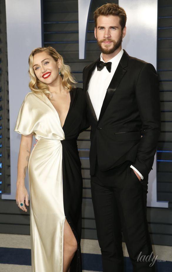 Звездные пары на вечеринке Vanity Fair_8