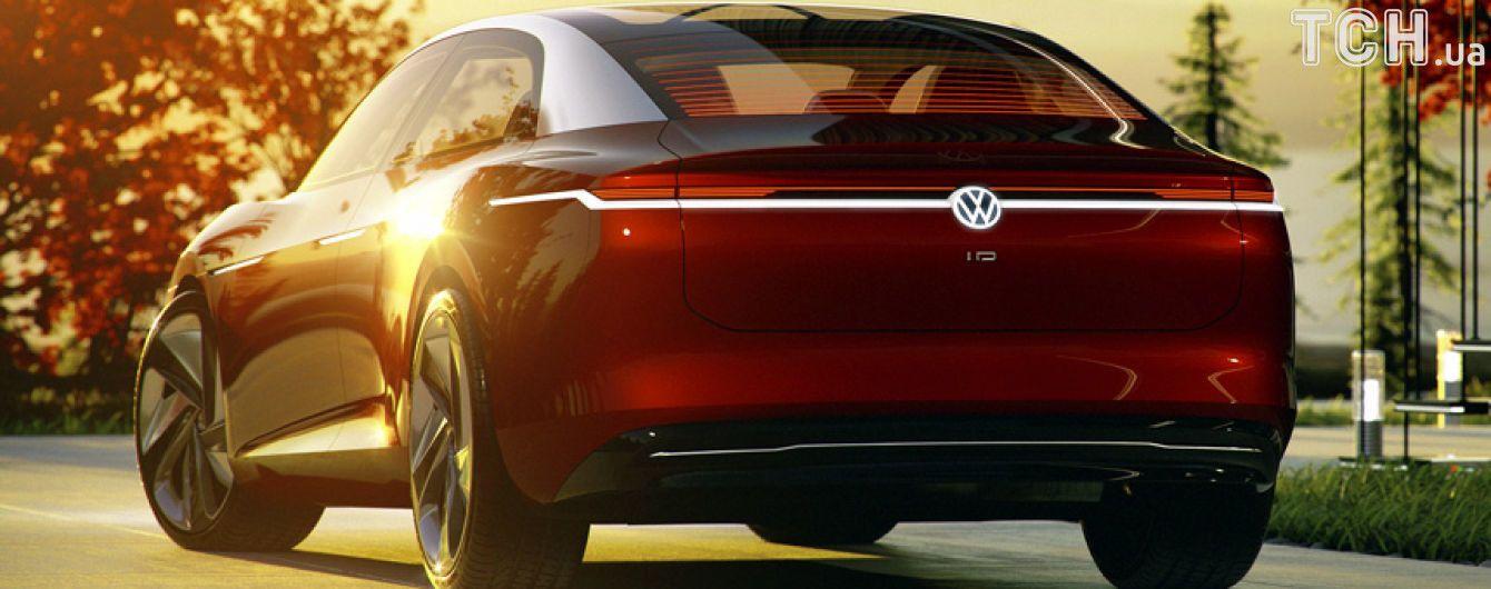 Женева-2018: Volkswagen представил концепт будущих электрокаров
