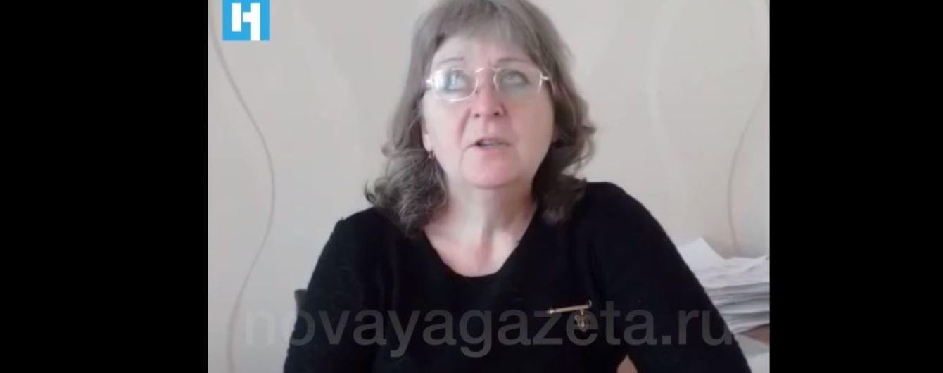 Мать Агеева просит Трампа и Путина помочь вернуть своего сына в обмен на Сенцова, Гриба и Клыха