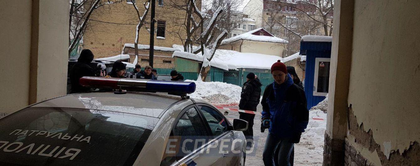 СМИ выяснили, кем был убитый в правительственном квартале Киева мужчина