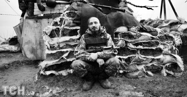 Мова фотографії від журналіста-блогера: На Донбасі ніби зупинився час
