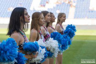 Итоговая турнирная таблица первого этапа украинской Премьер-лиги