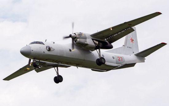 Кількість загиблих російських військових під час падіння літака в Сирії зросла до чотирьох десятків