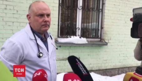 Лікарі прокоментували стан постраждалого у ДТП з кортежем пенсіонера