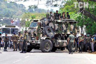 На Шри-Ланке ввели чрезвычайное положение из-за массовых религиозных столкновений