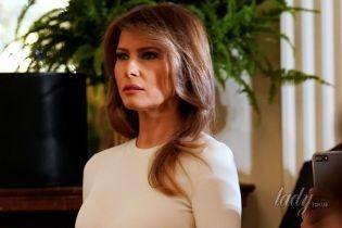 Битва образов: королева Летиция vs Мелания Трамп