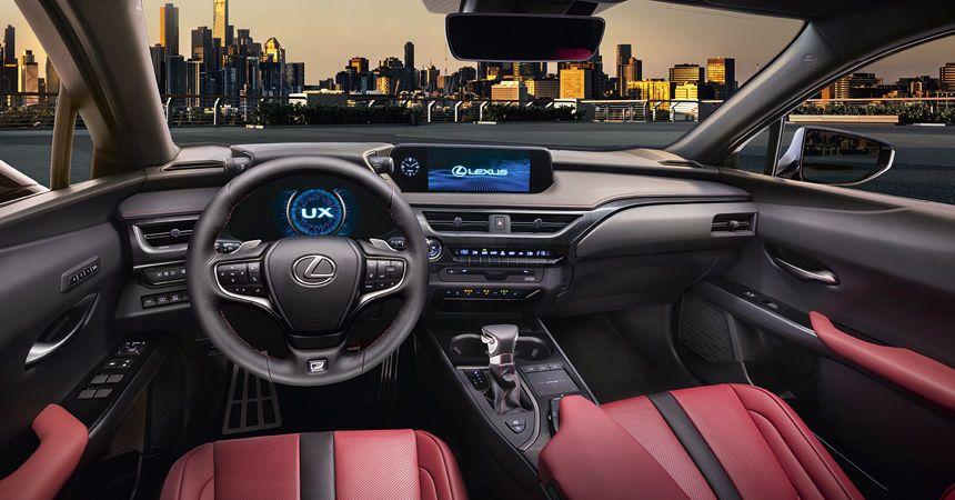 Lexus UX_4