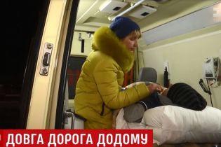 Підстрелений військовим на навчаннях оператор повернувся до рідного Кривого Рогу