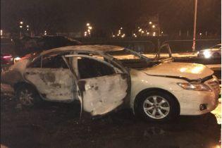 """У поліції розповіли подробиці підриву автомобіля біля метро """"Лісова"""""""