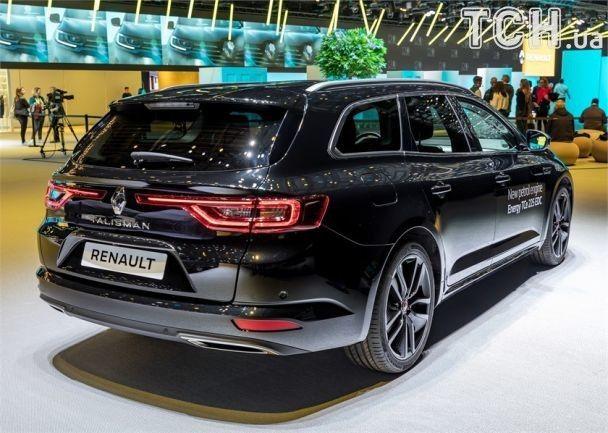 """Renault """"упаковали"""" в минивэн спортивные детали"""