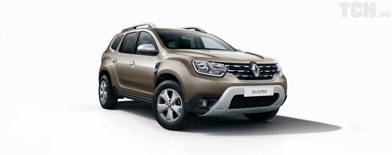 Renault Duster стал комфортнее и безопаснее