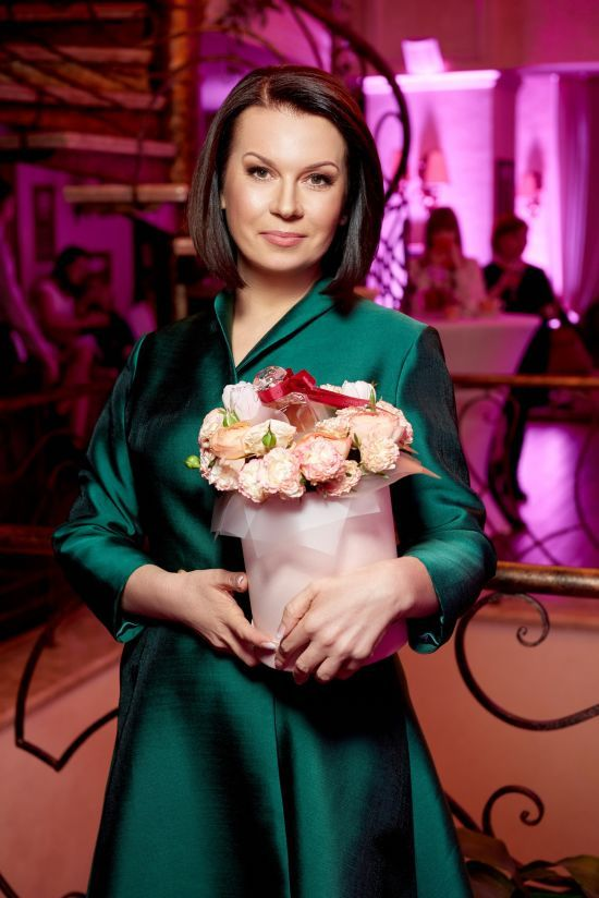 Алла Мазур отримала нову нагороду і вітання від Анджеліни Джолі