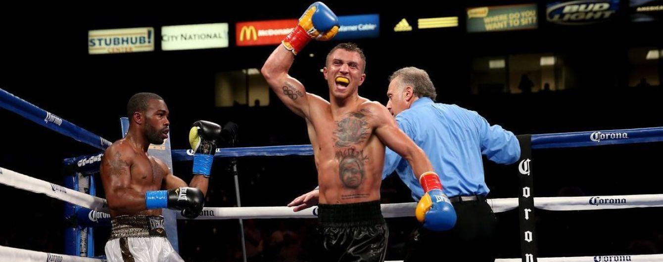 Еще один боксер хочет бой-реванш с Ломаченко