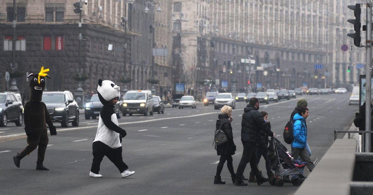 Два дні поспіль у Києві перекриватимуть вулиці для транспорту (2.15 16) 5a9f8e3a0bb10